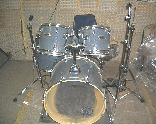 Ударная установка MAPEX drum kits VX5255T color plasma Slate